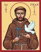 Icona di San Francesco