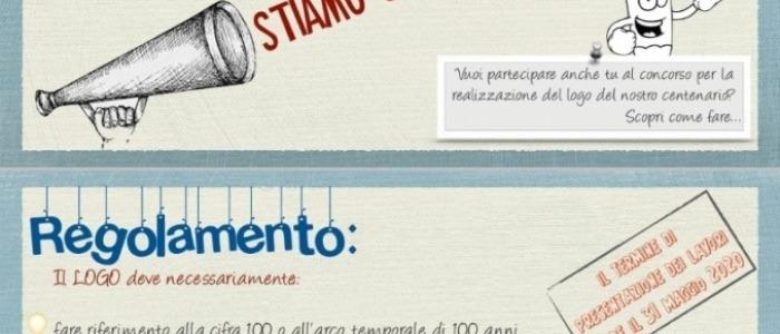 Concorso logo centenario